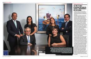 Jiménez Cruz Peña en la Revista Mercado