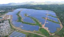 Monte Plata Solar, the first photovoltaic plant in the country
